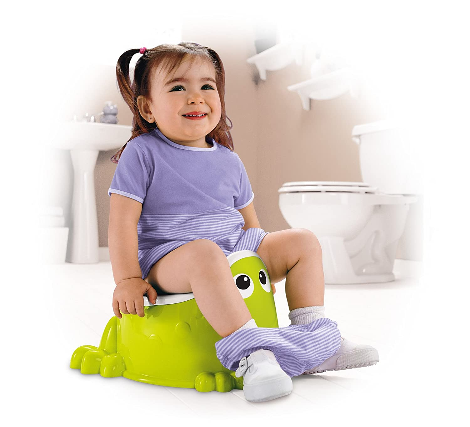 Amazon Fisher Price Toilet Training Potty Froggy Baby