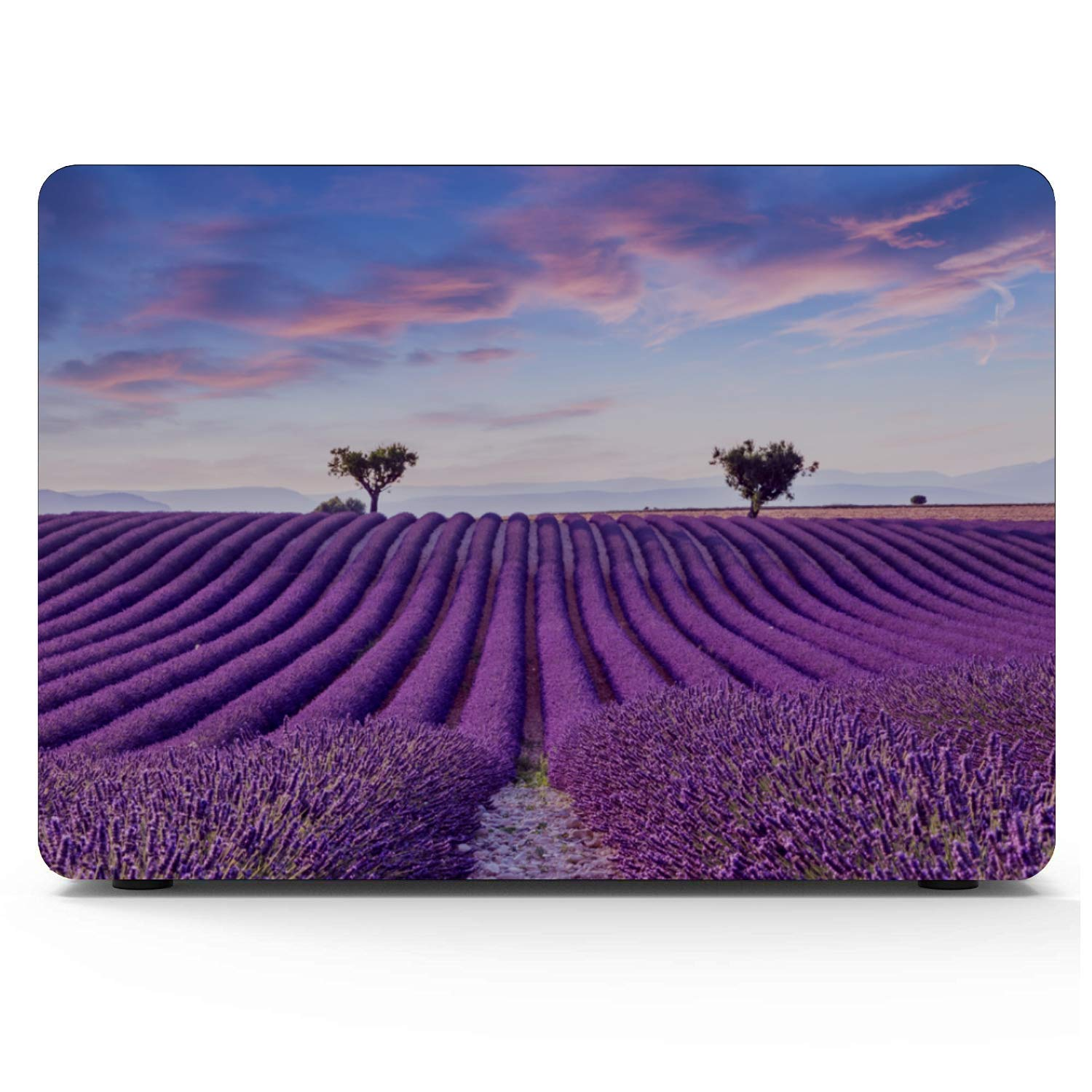 MacBook Pro Case 15 Scenic Freedom Travel City French Plastic Hard Shell Compatible Mac Air 11 Pro 13 15 MacBook Air 13 Case Protection for MacBook 2016-2019 Version