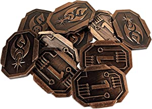 Fantasy Coins - SCI-FI 1 Credit - Novelty Coins