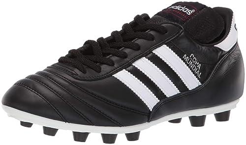 new product 2c084 d7935 Adidas Performance Copa Mundial zapatillas de fútbol para hombre, Negro  Blanco Negro,