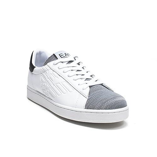 Ea7 Emporio Uomo 278080 Bianco Sneakers Armani 7p299e00010 iTPXZkuO