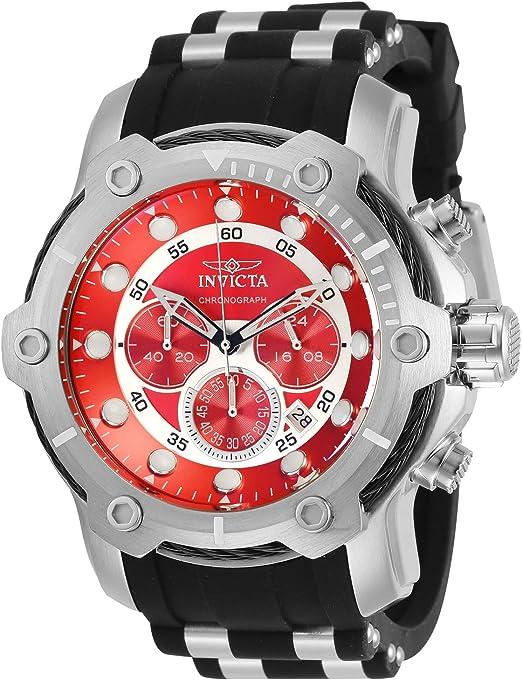 Invicta Bolt 28878 Reloj para Hombre 52mm: Amazon.es: Relojes