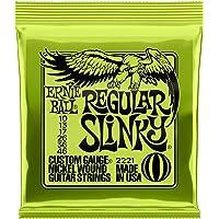 Ernie Ball Regular Slinky 0.10 Elektro Gitar teli Takım