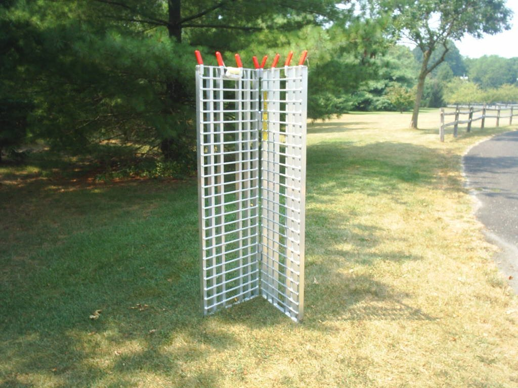 Aluminum Ramp 6 ft. USA - Motorcycles on to Trailers - 444 MCDR Ramp