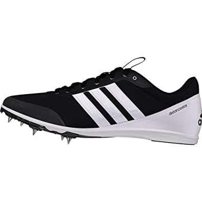the latest cc219 95e1a adidas Distancestar, Chaussures dAthlétisme Homme, Noir (NegbásFtwbla 000)