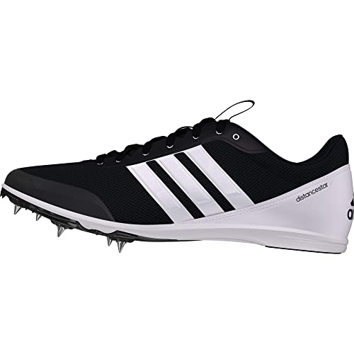 Schwarz) Adidas Distancestar Spikes Track Schuhe Damen