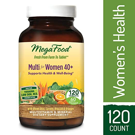 Product thumbnail for MegaFood - Multi for Women 40+