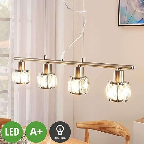 Lámpara Techo LED Mundo