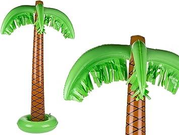 Palmera hinchable: Merchandise: Amazon.es: Juguetes y juegos