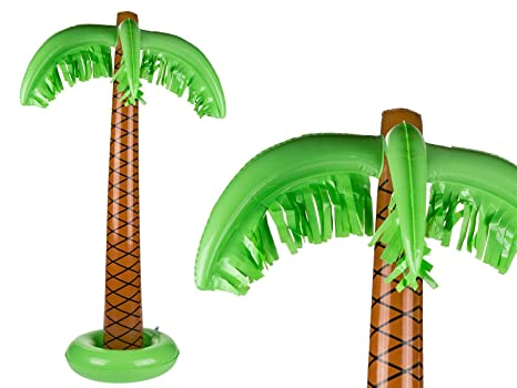 Amazon.com: Close Up Inflatable Palm Tree: Kitchen & Dining
