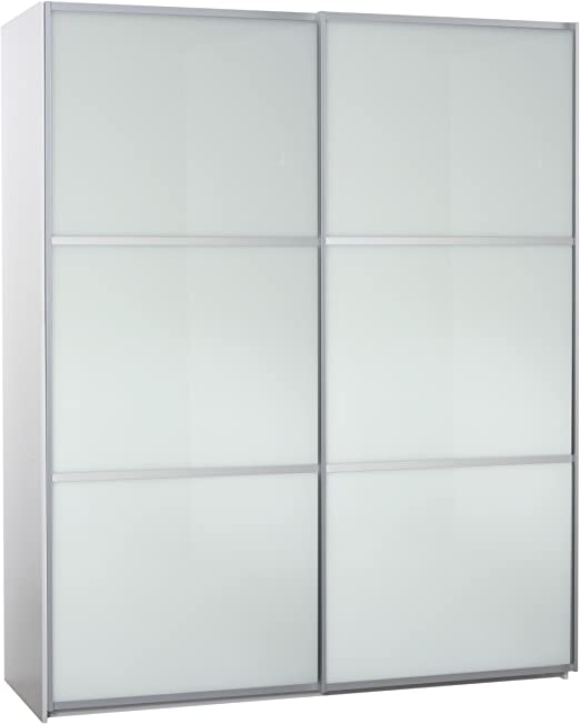 Furniture To go – Puerta Corredera de Cristal Robe, 220 x 180 x 64 ...