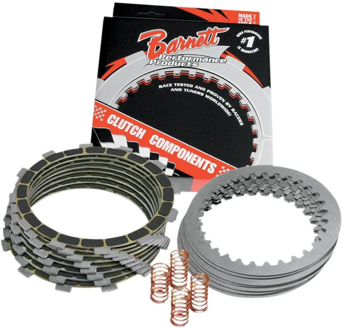 Barnett Complete Dirt Digger Clutch Kit 303-48-20013