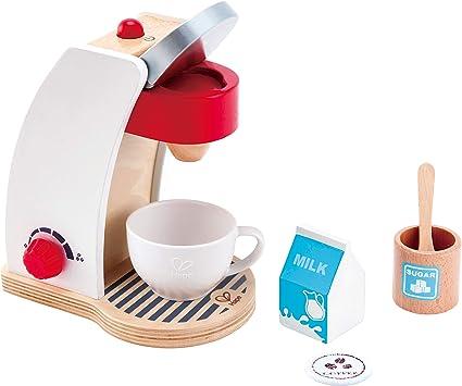 Hape International- Set Cafetera para Cocinitas, Multicolor (E3146 ...