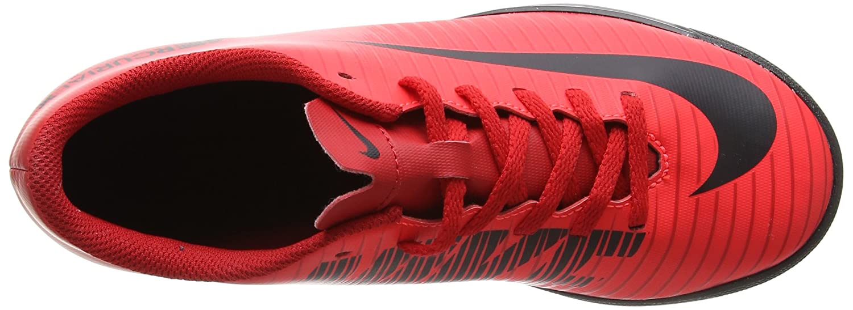 online store ba9db fa358 Nike Unisex-Erwachsene Mercurial X Vortex Iii Tf Jr 831954 616 Sneaker  University/RED/Black: Amazon.de: Schuhe & Handtaschen