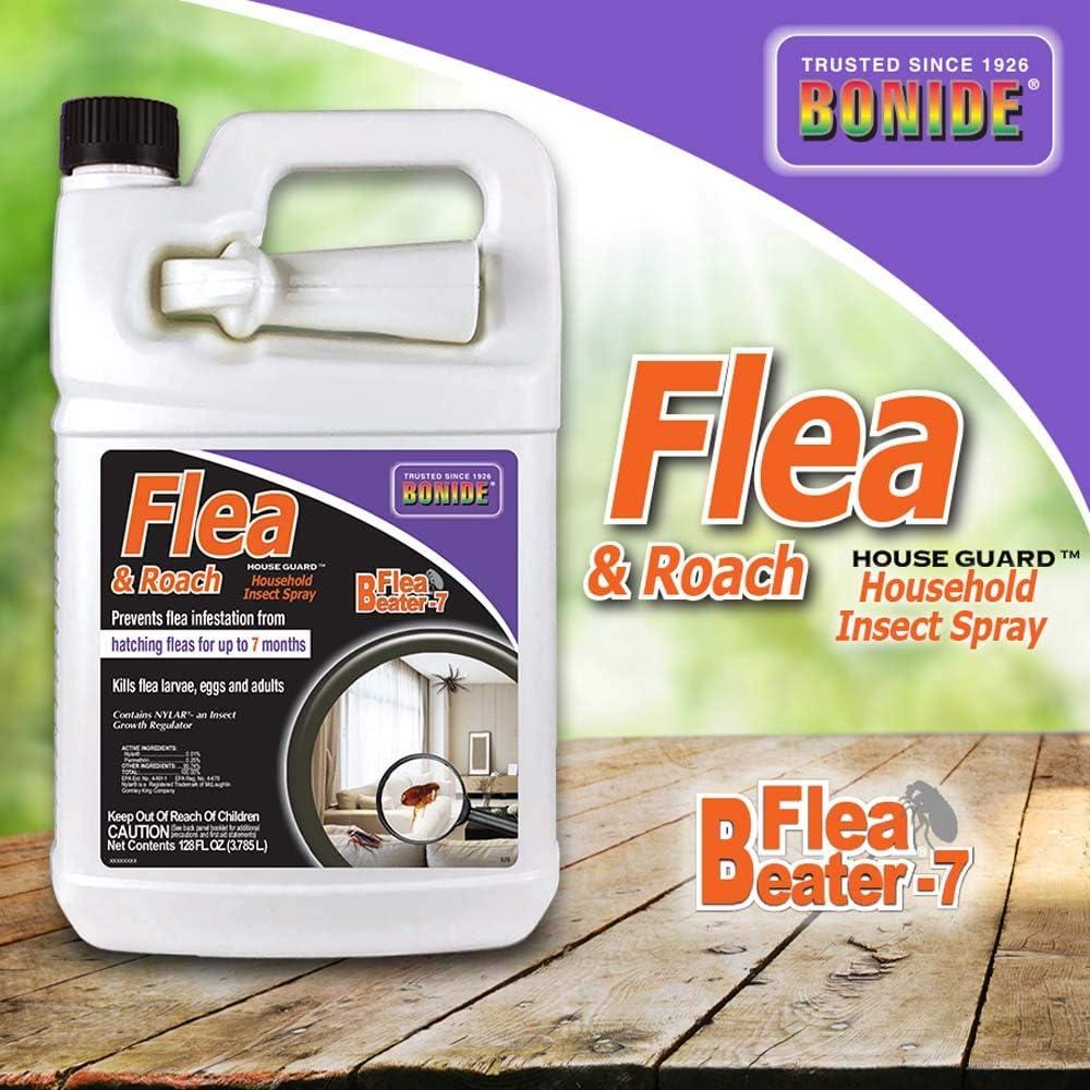Bonide 578 1-Gallon Flea and Roach Household Insect Spray RTU