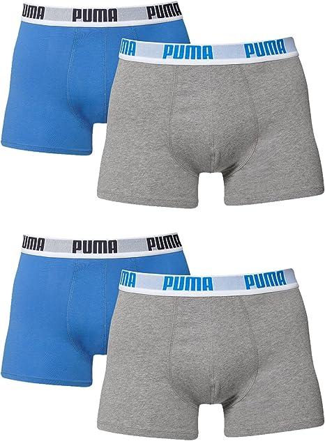 PUMA Heren Boxer shorts Basic 2P: Puma Bodywear: Amazon.nl