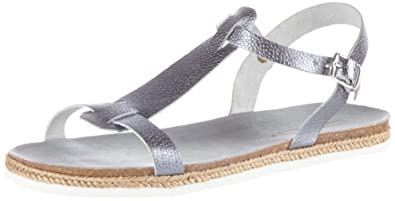 Keita Slide, Mules Femme, Bleu (440 Light Blue), 40 EUEsprit