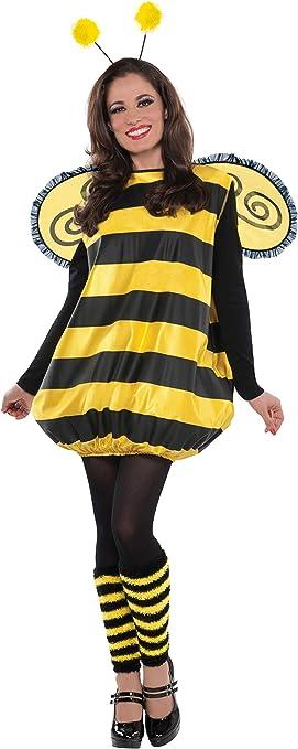 Amscan International Disfraz de abeja pícara para mujer: Amazon.es ...
