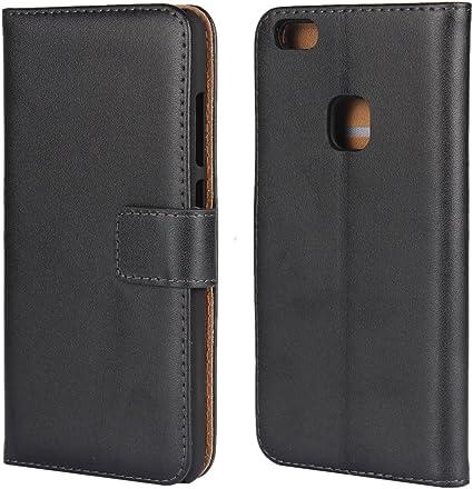 Copmob Cover Huawei P10 Lite,Custodia Huawei P10 Lite,Portafoglio Custodia di Pelle Flip Custodia in Pelle, Supporto Stand e Porta Carte Integrati ...
