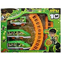 Must Visit Ben10 Kids Train Set Battery Operated