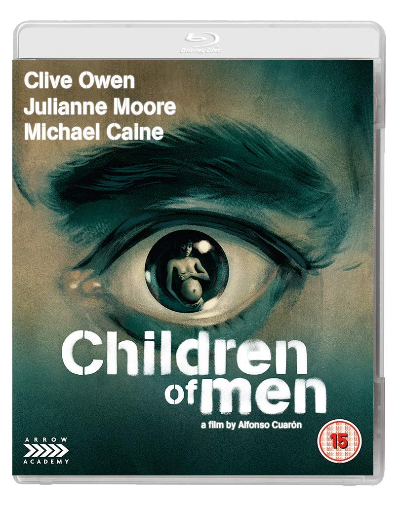 Children Of Men [Reino Unido] [Blu-ray]