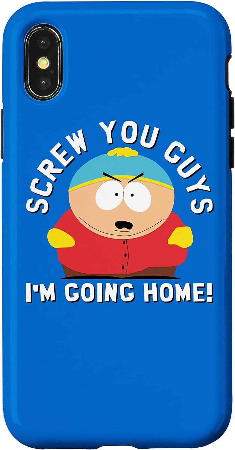 iPhone X/XS SCREW YOU GUYS I'M GOING HOME Case
