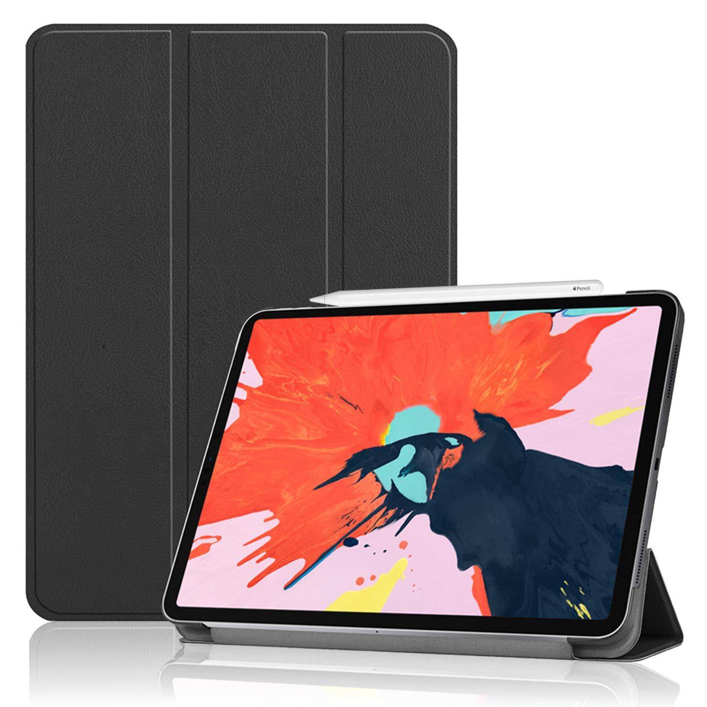【送料無料(一部地域を除く)】 FUJITECH FUJITECH iPad Proケース 2018年 スマート三つ折り 保護フォリオ Apple Pencilアタッチメントと充電をサポート 2018年 自動スリープ 保護フォリオ/起動 プレミアムPUレザー製 スリム軽量 B07L3HYLYX, 亘理郡:981f3e62 --- a0267596.xsph.ru