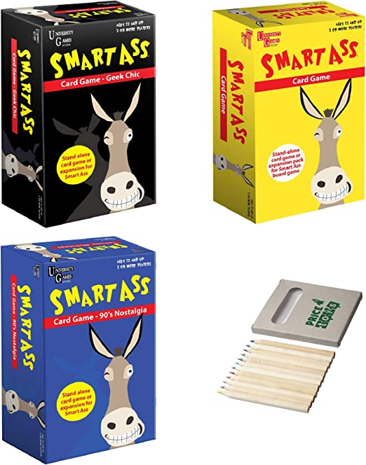 Price Toys Inteligentes Ass Juegos de Cartas - Viajes, de 90 ...