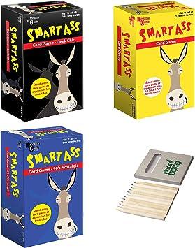 Price Toys Inteligentes Ass Juegos de Cartas - Viajes, de 90 Nostalgia y Elegante del Friki (Travel/90s/Geek): Amazon.es: Juguetes y juegos