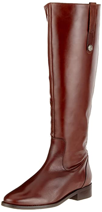 Buffalo Damen Arrowwood Bristol Leather Hohe Stiefel