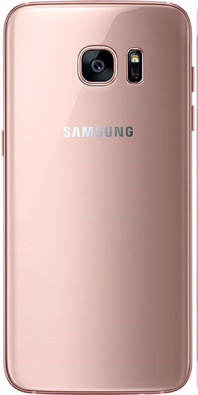 Samsung Galaxy S7 Edge Sm G935f Pink Gold Electronics G935 128 Gb