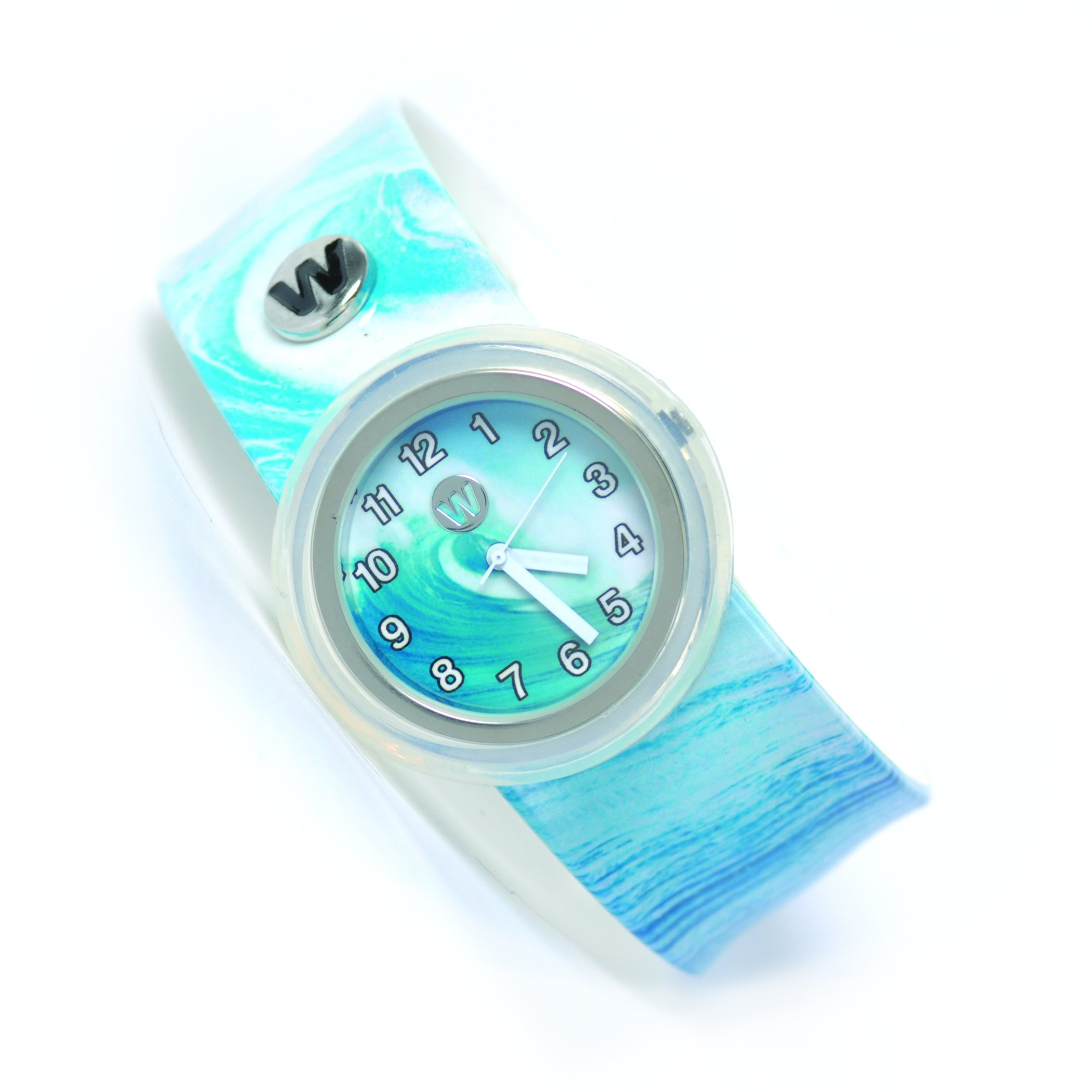 Watchitude Slap Watch, Wave Shredder, Collectible, Limited Edition by watchitude