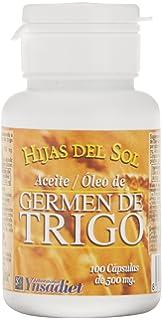 Hijas Del Sol Germen de Trig - 100 Cápsulas Blandas