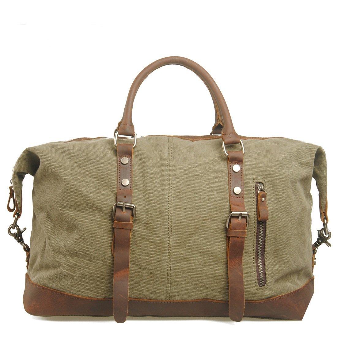 GLJJQMY カジュアルバッグ大容量モバイルスロー男性用バッグスーツバッグ、45 x 20 x 35cm トラベルバッグ B07M84M98M