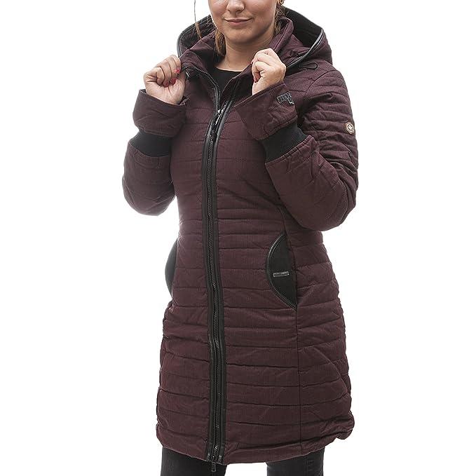 Khujo Daily Abrigo para Mujer