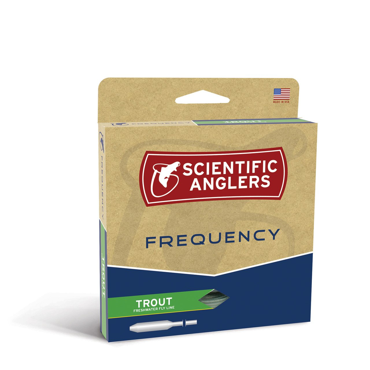 Scientific Anglers WF-3-F Frequency Floating Trout Line