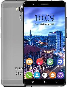 Oukitel U16 MAX Smartphone 4G LTE Android 7.0 Pantalla 6,0 ...