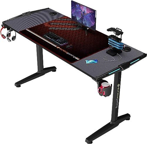 DESIGNA 55 inch Gaming Desk - a good cheap modern office desk