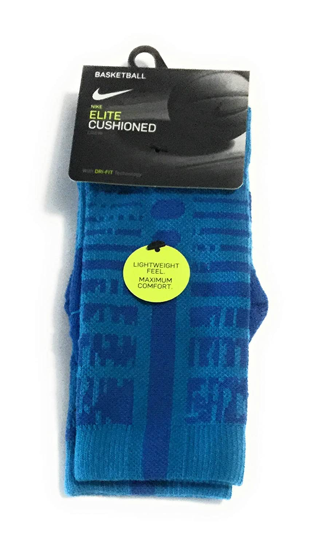 Nike Youth Elite cushioned crew socks small