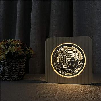 Lámpara de Grabado de Control de Interruptor de luz de Mesa de luz ...