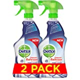 Dettol Healthy Bathroom Power Cleaner Trigger Spray - Pack of 2 Pieces (2 x 500ml)