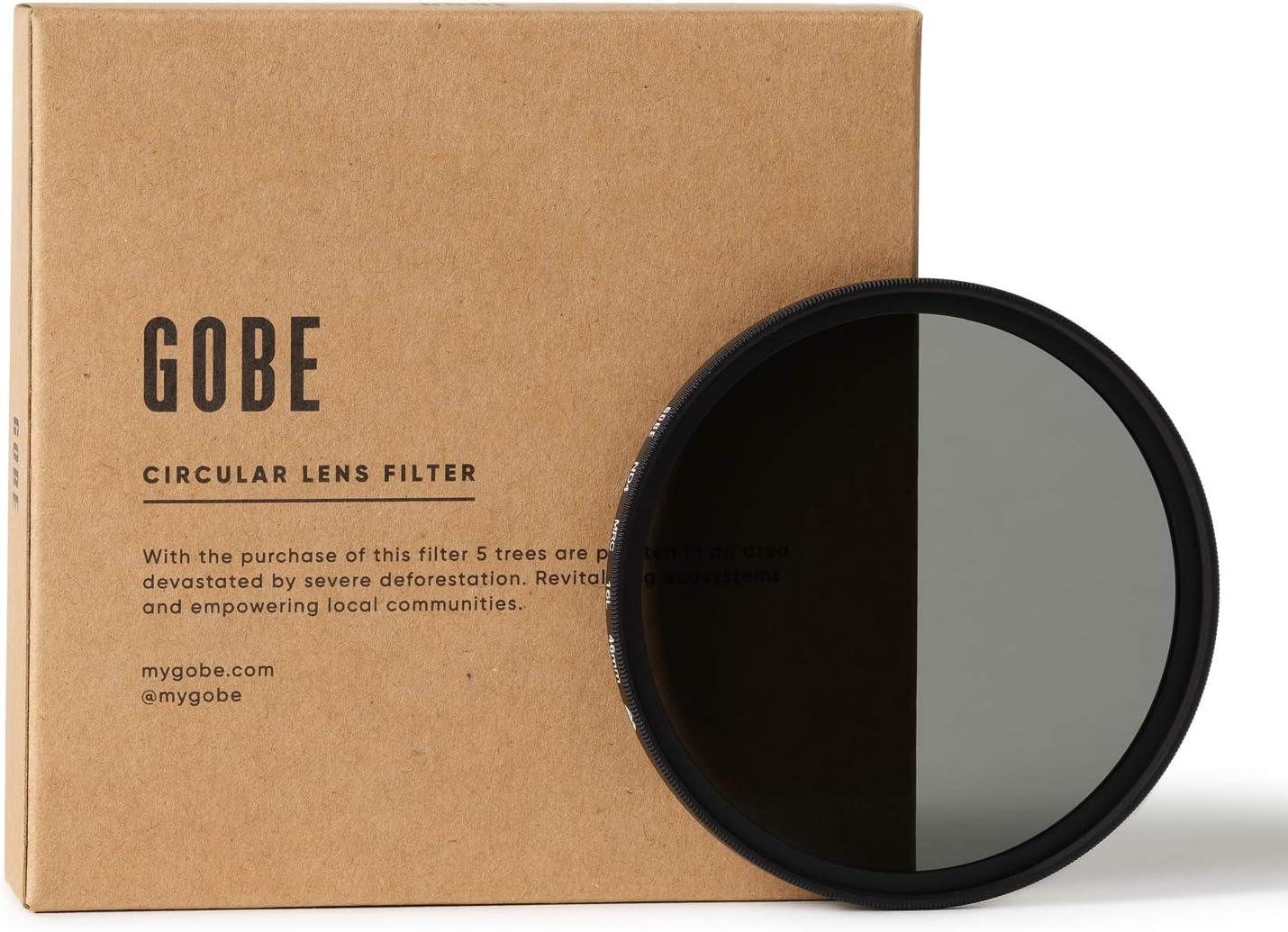 Gobe 46mm ND4 (2 Stop) ND Lens Filter (2Peak)