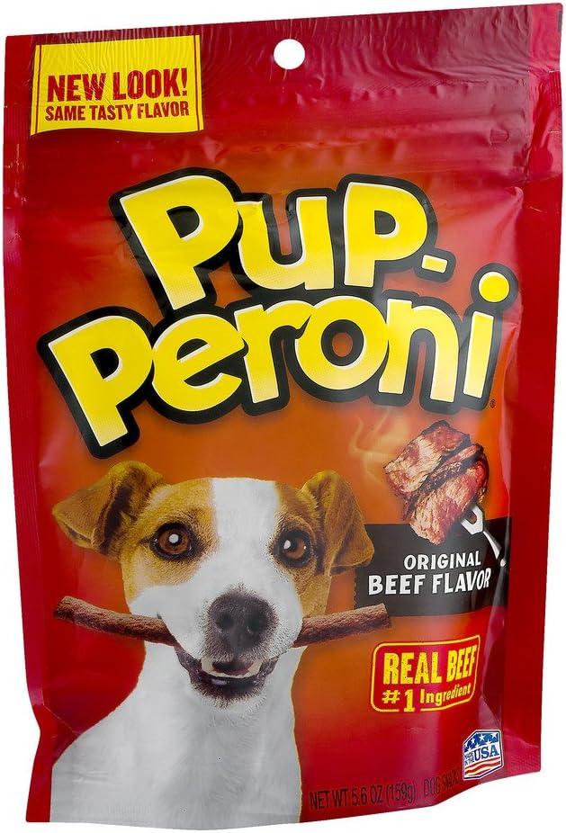 Pup-Peroni Original Beef Dog Snacks