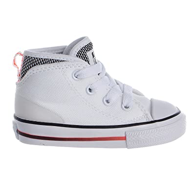 Converse Kids  Chuck Taylor All Star Syde Street Mid Top Shoes (10 M US b072cd336