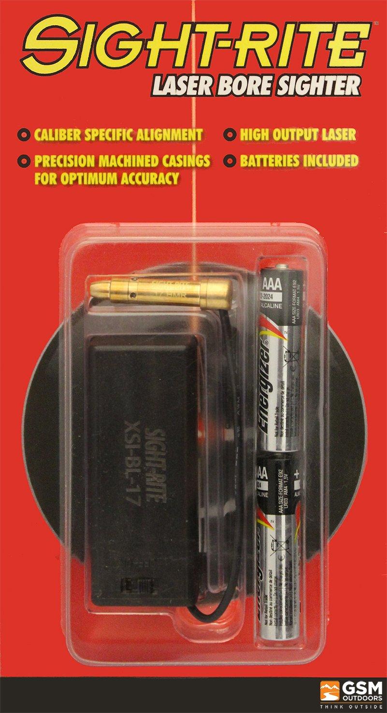 SSI XSI-BL-250 Sight-Rite Bullet Laser Bore Sighter 0.22-250 REM