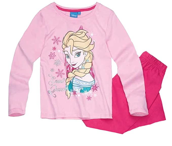 34910045b4 Childrens Boys and Girls Long Sleeve Character Pyjamas Pjs in Kids Age 1 -  10 years  Amazon.co.uk  Clothing