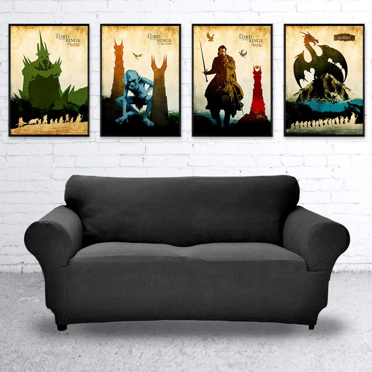 Miraculous Amazon Com The Lord Of The Rings Trilogy And The Hobbit Uwap Interior Chair Design Uwaporg