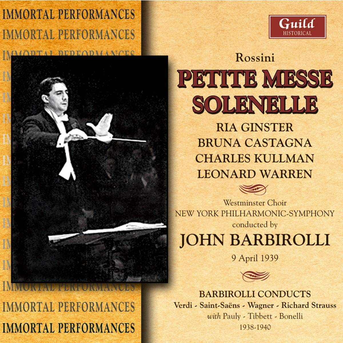 Petite Messe Solenelle Other Industry shopping No. 1 Rarities