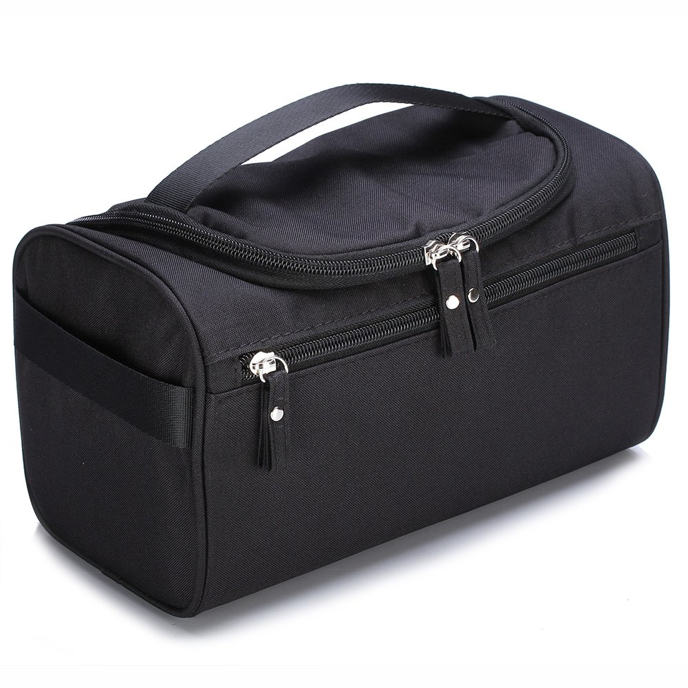d30456a209 Amazon.com   Hanging Travel Toiletry Bag for Men and Women ...