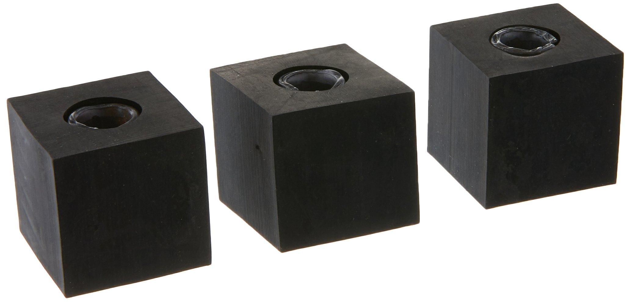 ALC Keysco ALC40164 Rubber Sealing Block for Pressure Blast Handle, 3 Pack (Rubber Sealing Block for Pressure Blast Handles, 3 Pack)